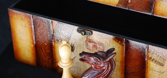 chess cases, chess boxes
