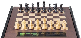 chess computers, electronic chess